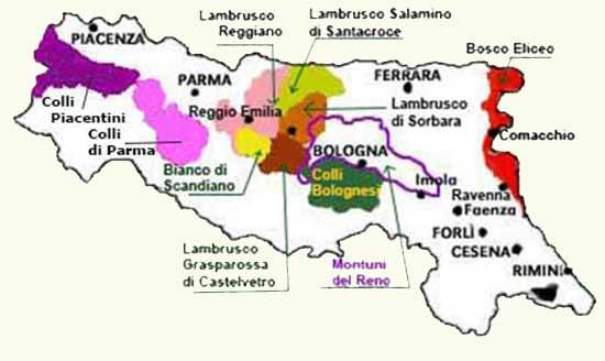 Emilia Romagna Wine Tours